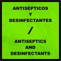 Antiseptics and Desinfectants