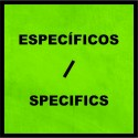 Específicos