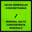 Mineral Salts  Concentrate Minerals