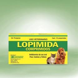 LOPIMIDA COMPRIMIDO