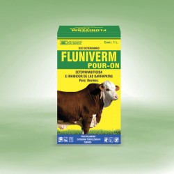 FLUNIVERM POUR-ON