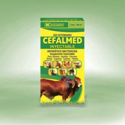 CEFALMED INYECTABLE