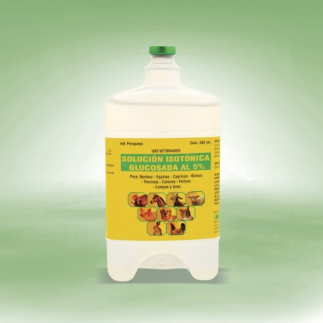 GLUCOSE ISOTONIC SOLUTION 5 %