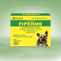 FIPERME Caninos de 2 kg a 5 kg