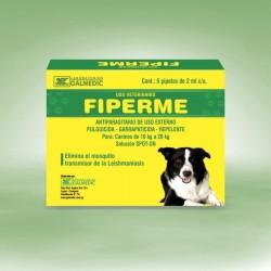 FIPERME Caninos de 10 kg a 20 kg