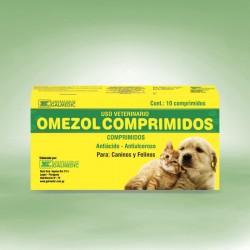 OMEZOL COMPRIMIDOS