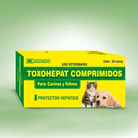 TOXOHEPAT COMPRIMIDOS