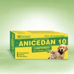 ANICEDAN 10 COMPRIMIDO